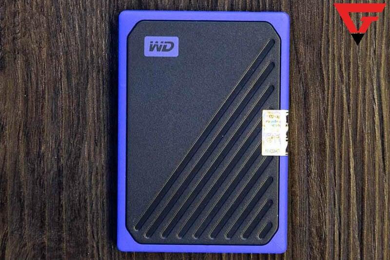 ổ cứng di động SSD