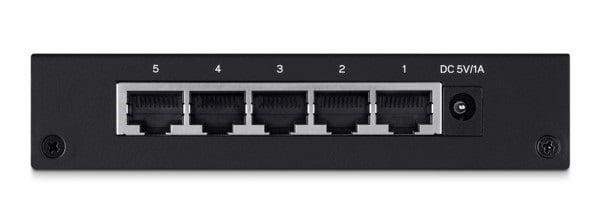 Switch mạng Linksys LGS105-AP 4 cổng Gigabit