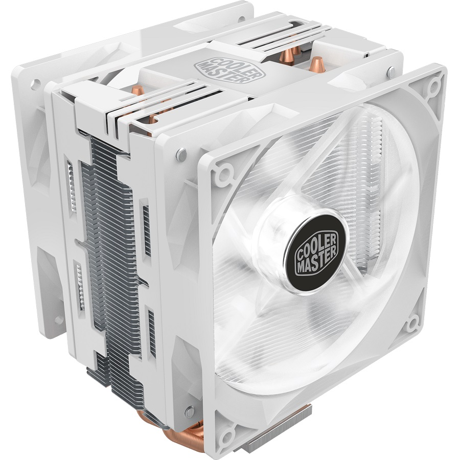 Tản nhiệt CoolerMaster Hyper 212 LED Turbo White Edition