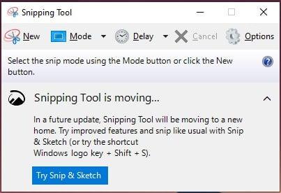Chụp màn hình máy tính, laptop bằng Snipping Tool - GEARVN.COM