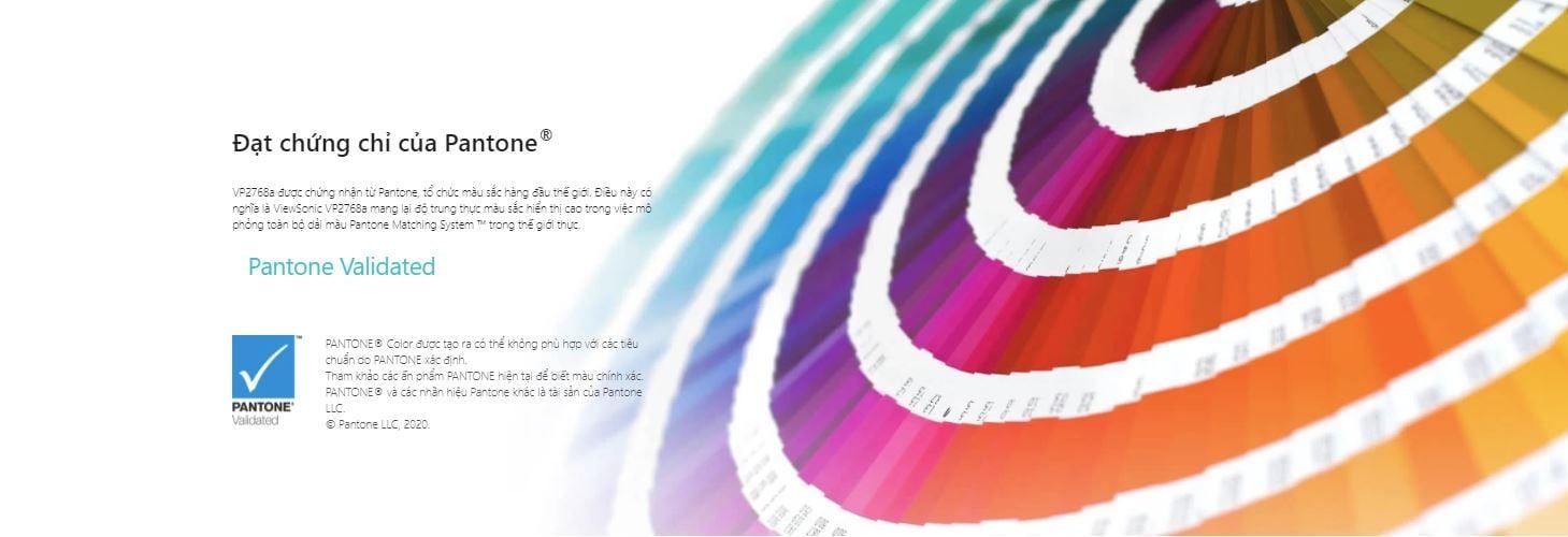 Màn hình thiết kế đồ họa ViewSonic VP2768A - 27 inch Độ phân giải 2K QHD 2560 x 1440