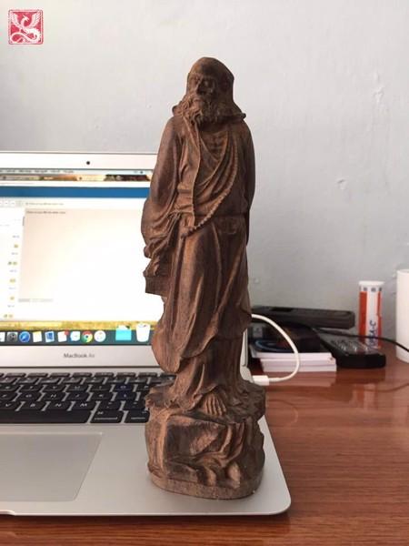 tượng gỗ