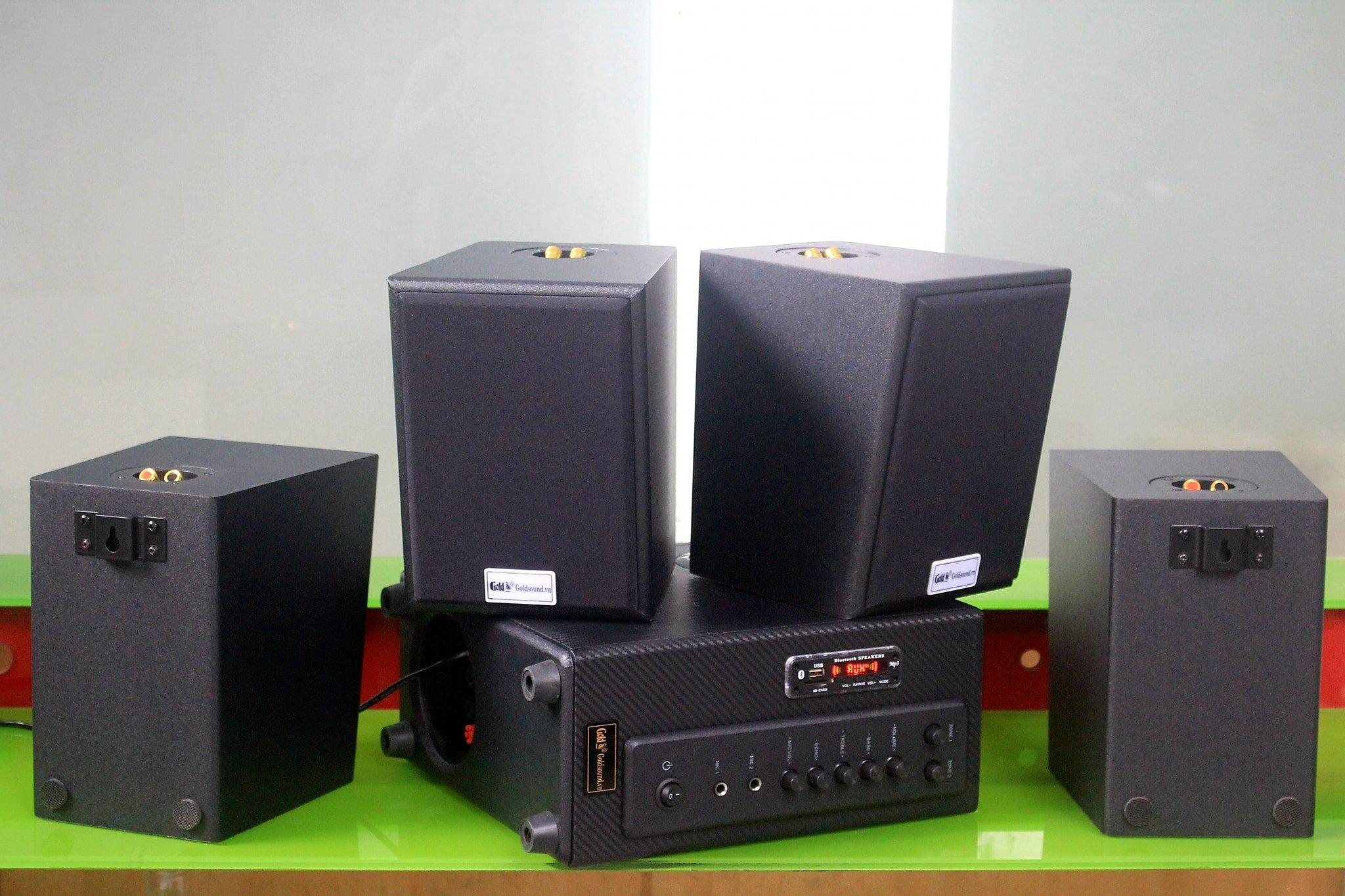 CẦN PASS LẠI Dàn âm thanh cafe V25C y như hình