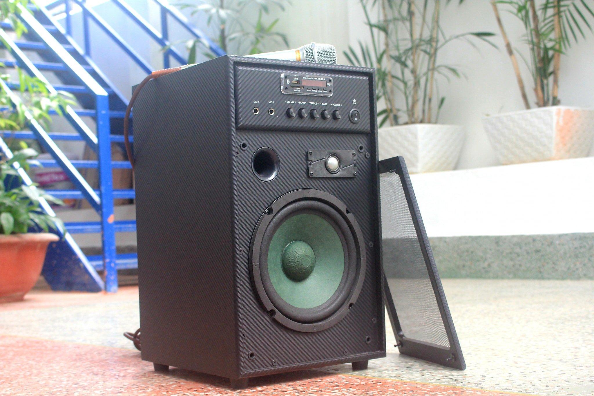 XẢ HÀNG TRƯNG BÀY 6 mẫu loa Bluetooth nghe nhạc cực ngọt, CHỈ TỪ 399K
