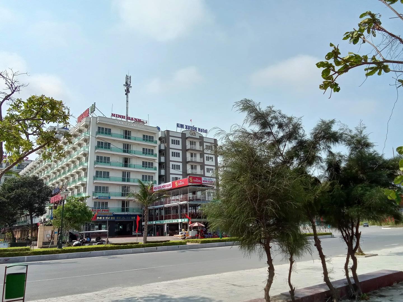 Bàn giao hệ thống loa cho NHÀ HÀNG HẢI SẢN BÌNH MINH. Sầm Sơn, Thanh Hoá.