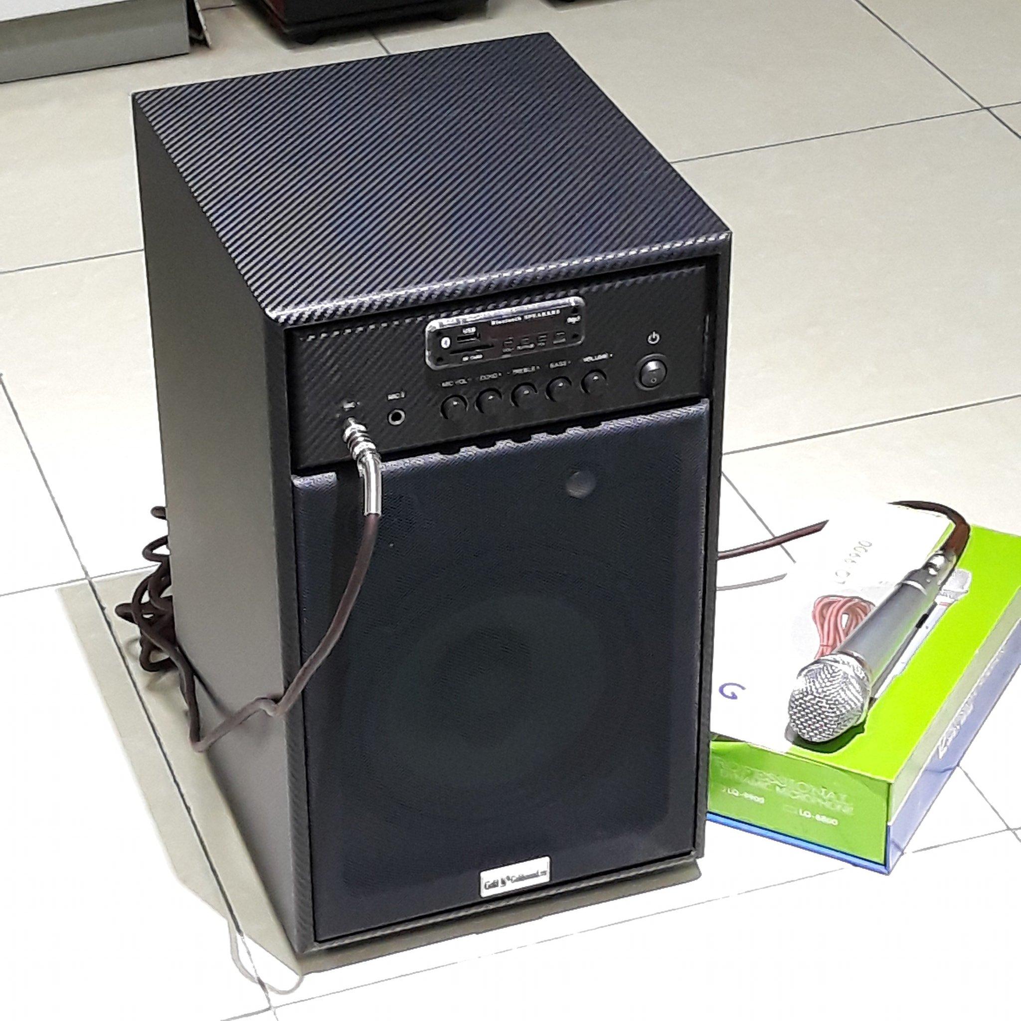 Loa nghe nhạc, loa bluetooth: Xả kho BÌNH TÂN HCM, 4 bộ loa Bluetooth chỉ từ 399k
