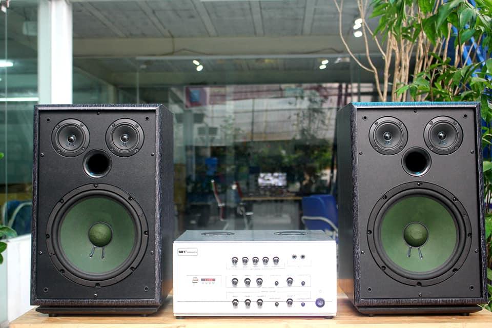 Mẫu Loa karaoke chính hãng hay nhất cho gia đình bass 25