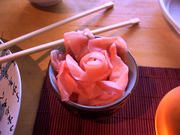 Gừng hồng Gari (120 gram) – Đảo Hải Sản