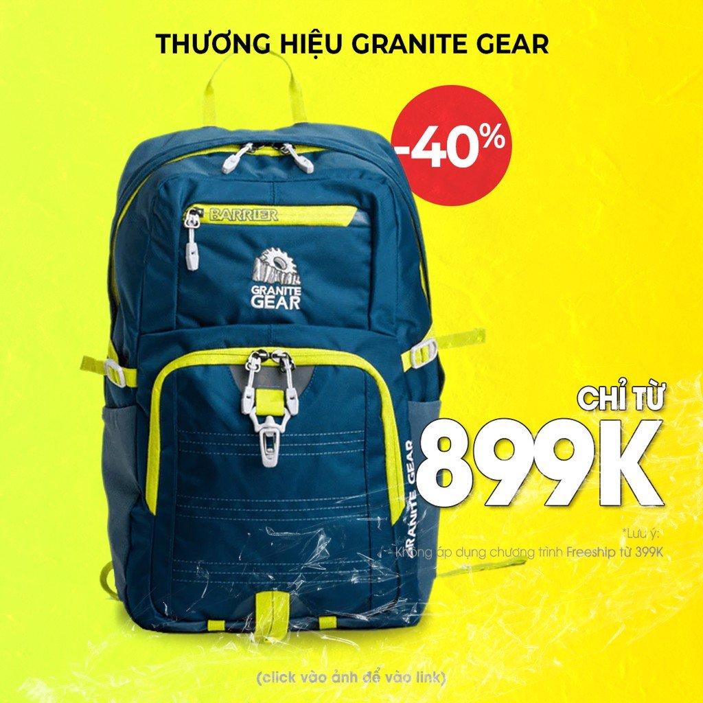 granite gear nhập khẩu mỹ sale 40%