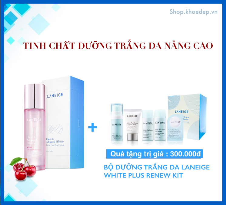 Gift Laneige Clear C Advance Effector 150ml