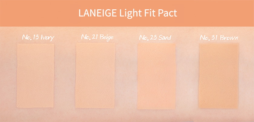 Light Fit Pact Light Fit Pact