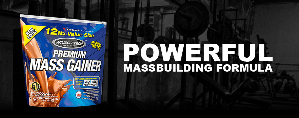 banner muscletech mass gainer