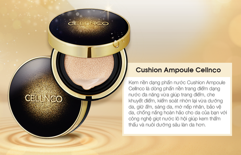 Cushion Ampoule Cellnco