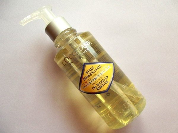dau tay trang l occitane immortelle oil make up remover 200ml des 1