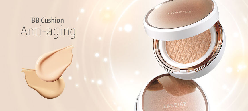 BB Cushion Anti-aging