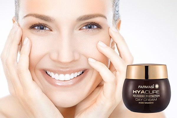 farmasi hyacure age magic day cream
