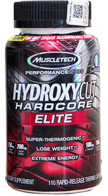 hydroxycut elite left