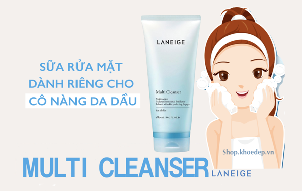 laneige multi clearser