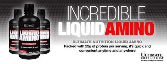 Liquid Amino Fruit Punch