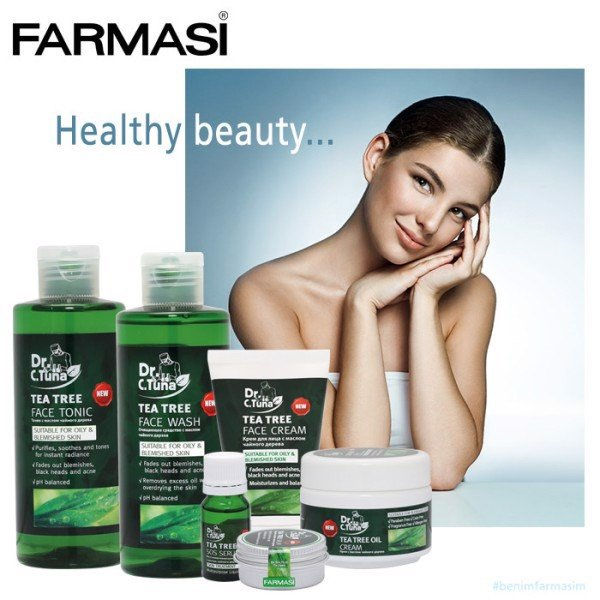 Farmasi Dr.C Tuna Tea Tree 6 combo