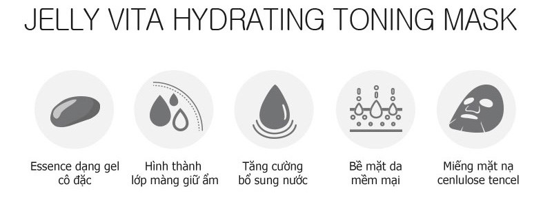 mat na duong am da snp jelly vita hydrating toning mask des 2