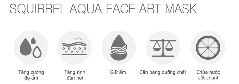 mat na selfie soc nau duong am snp squirrel aqua face art mask des 3