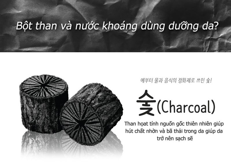 mat na duong tinh chat than hoat tinh snp charcoal mineral black ampoule mask des 3
