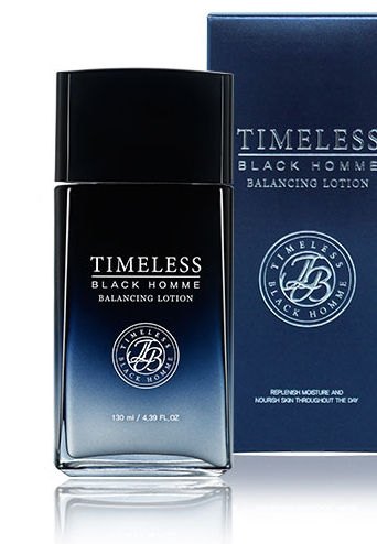 Timeless Black Homme Balancing Lotion 01
