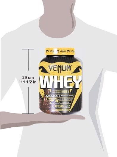 venum whey chocolate 4lbs 52 servings 2