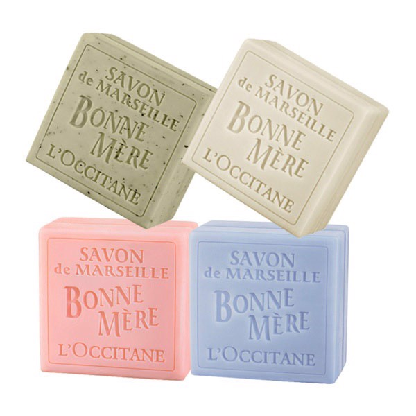 xa phong sua cho me va be l occitane bonne mere soap milk 100g 3