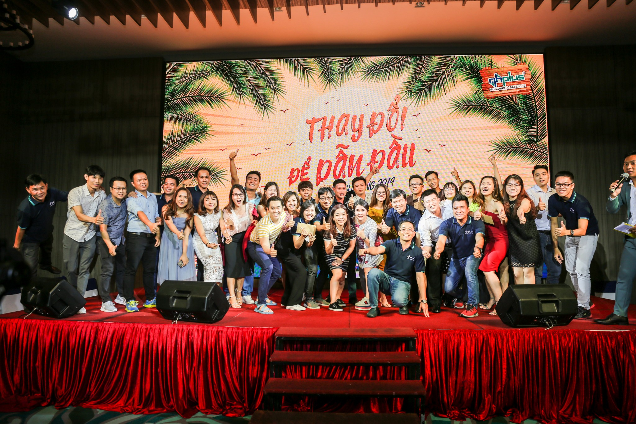 gala dinner teambuilding 2019 long hai