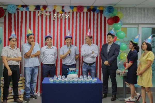 QH Plus Share & Care 13th Birthday Party