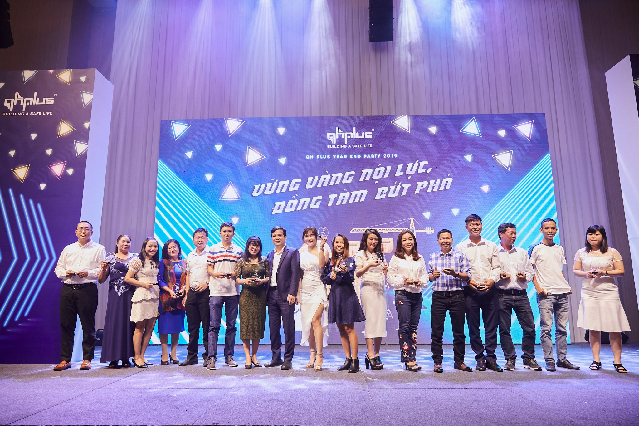 Year end party 2019 - QH Plus
