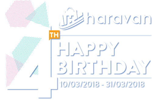 Happy Birthday Haravan