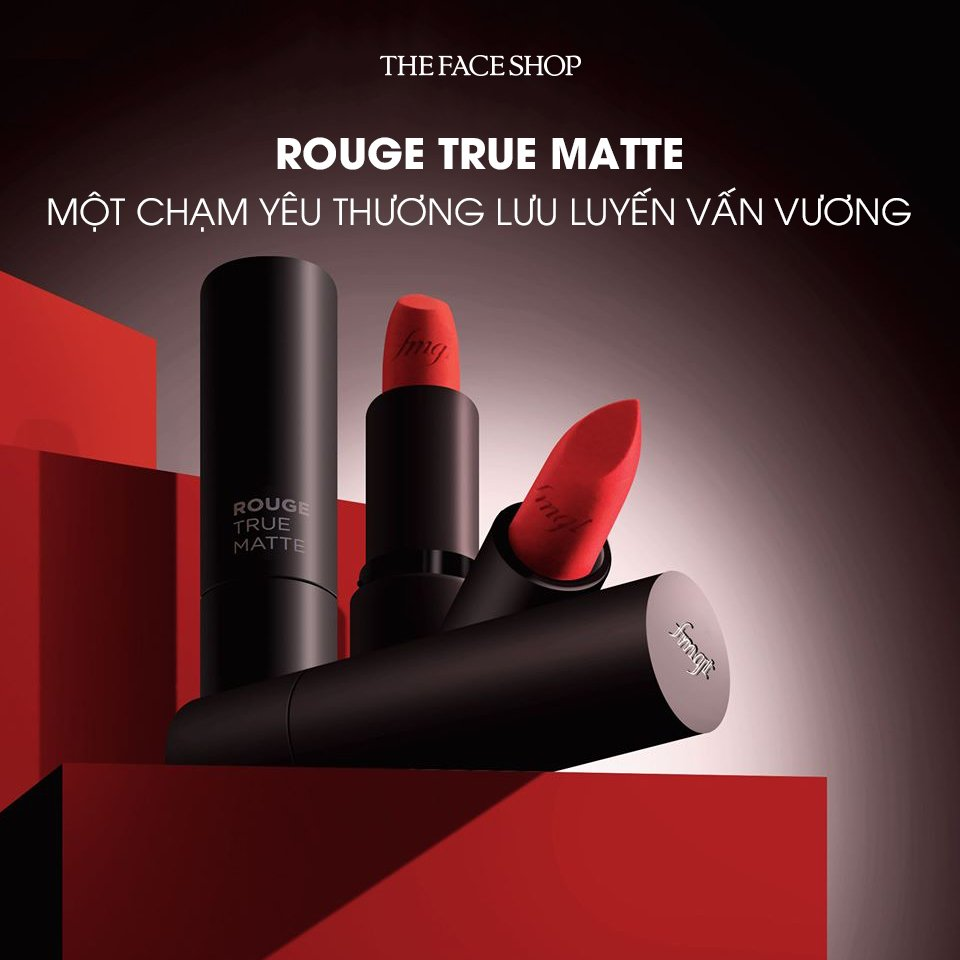 ROUGE TRUE MATTE - THỎI SON