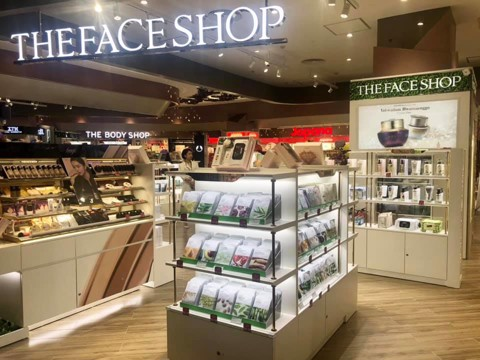 THEFACESHOP AEON MALL HẢI PHÒNG