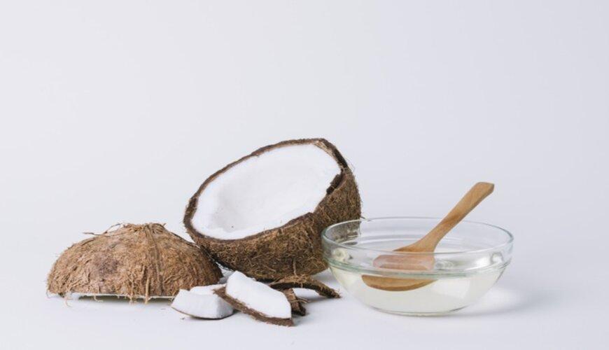 cách dưỡng trắng da bằng dầu dừa