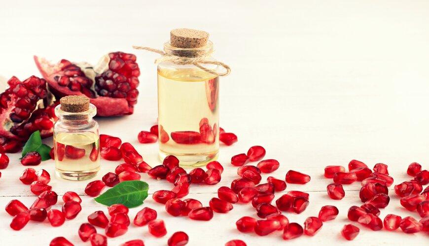 cách làm nước hoa hồng từ lựu