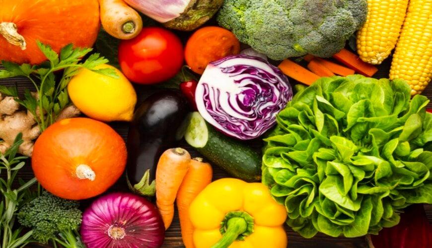 ăn rau củ để ngăn ngừa lão hóa