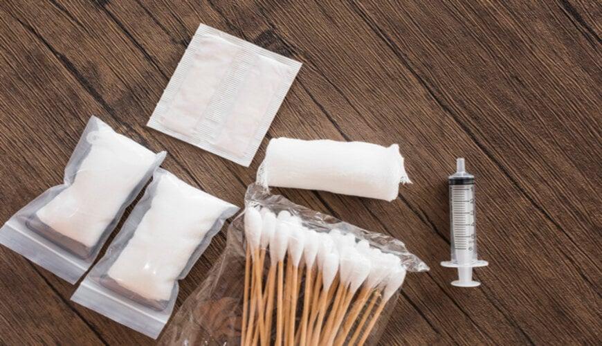 chăm sóc da sau chấn thương ngăn ngừa sẹo