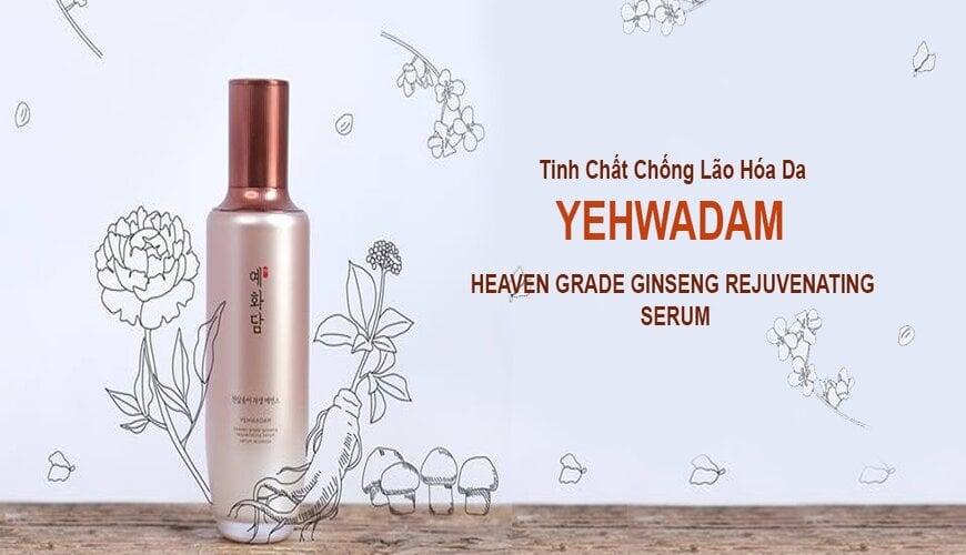 Yehwadam Heaven Grade Ginseng Rejuvenating Serum