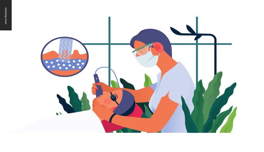 điều trị nám da bằng các phương pháp laser