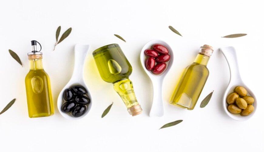 dầu oliu dưỡng ẩm cho da khô
