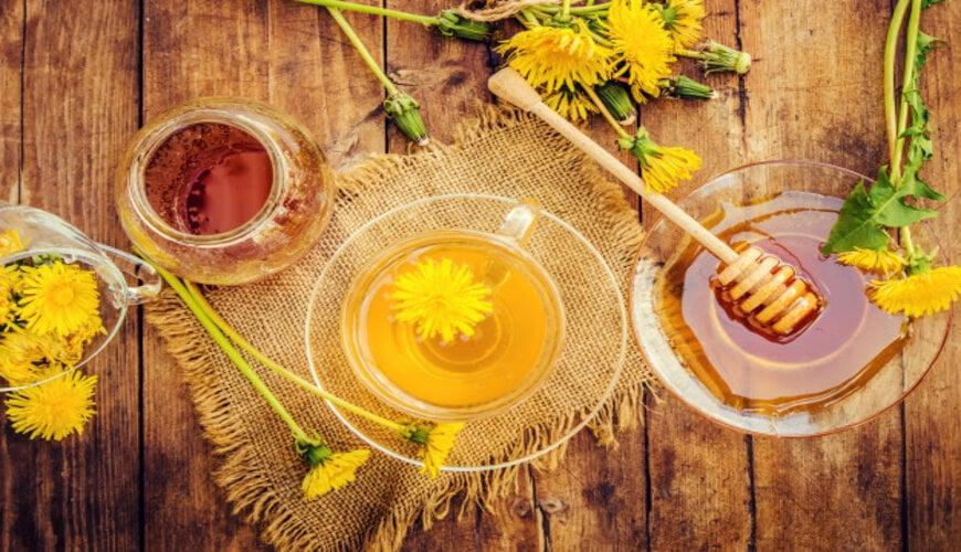 dưỡng ẩm cho da khô bằng mật ong