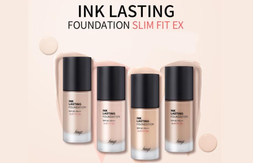Kem Nền Đa Năng INK LASTING FOUNDATION SLIM FIT EX