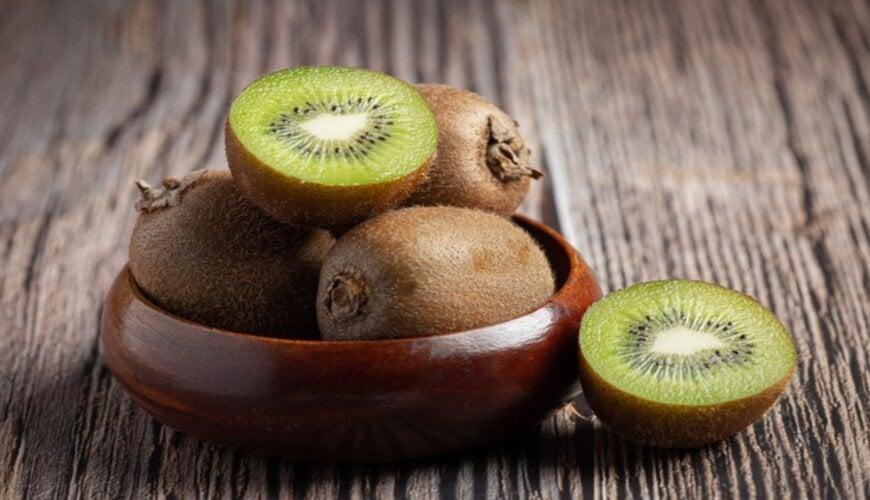 kiwi là trái cây làm đẹp da