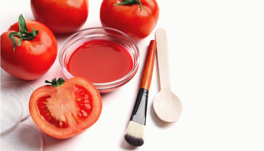 mặt nạ trắng da cà chua bột khoai tây