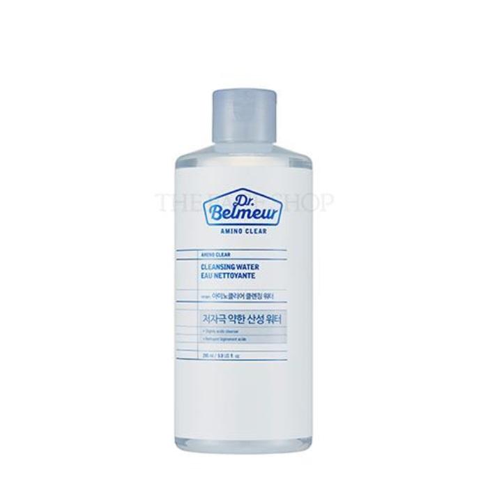 Nước tẩy trang Dr.Belmeur Amino Clear Cleansing Water