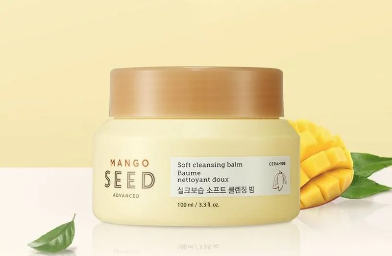 THEFACESHOP MANGO SEED SOFT CLEANSING BALM 100ml