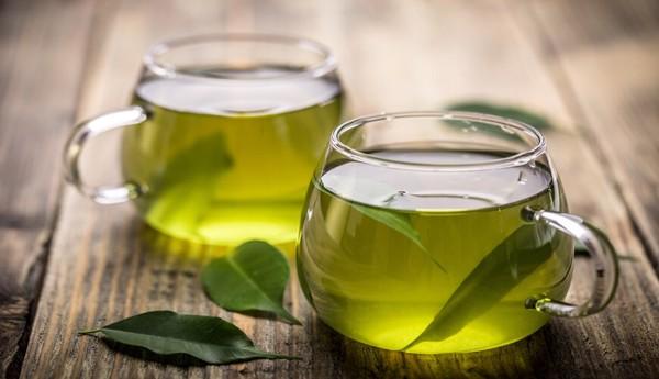 thực phẩm chống lão hóa da trà xanh